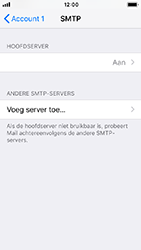 Apple iphone-5s-ios-12 - E-mail - Account instellen (POP3 zonder SMTP-verificatie) - Stap 20
