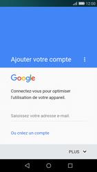 Huawei P8 Lite - E-mails - Ajouter ou modifier votre compte Gmail - Étape 9
