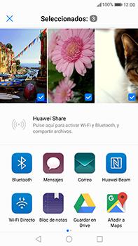 Huawei P10 Plus - Bluetooth - Transferir archivos a través de Bluetooth - Paso 8
