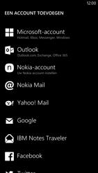 Nokia Lumia 1320 - E-mail - e-mail instellen: IMAP (aanbevolen) - Stap 6