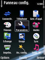 Nokia E75 - Mms - Configuration manuelle - Étape 4