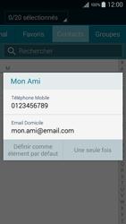 Samsung A300FU Galaxy A3 - MMS - Envoi d