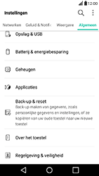 LG X Power - Netwerk - Software updates installeren - Stap 5