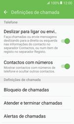 Samsung Galaxy Xcover 3 (G389) - Chamadas - Bloquear chamadas de um número -  6