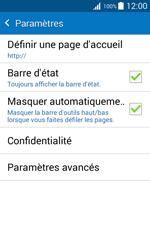 Samsung J100H Galaxy J1 - Internet - configuration manuelle - Étape 26