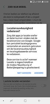 Samsung Galaxy A6 - Beveiliging en privacy - Zoek mijn mobiel activeren - Stap 8