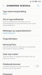 Samsung Xcover 4 - Beveiliging en privacy - Zoek mijn mobiel activeren - Stap 5