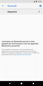 Google Pixel 2 XL - WiFi et Bluetooth - Jumeler votre téléphone avec un accessoire bluetooth - Étape 6