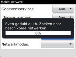 BlackBerry 9720 Bold - Netwerk - Gebruik in het buitenland - Stap 8
