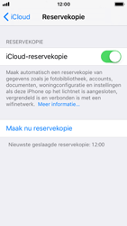 Apple iPhone 5s - iOS 11 - Device maintenance - Back up - Stap 16