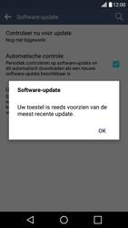 LG K10 4G K420 - Netwerk - Software updates installeren - Stap 11