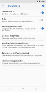 Nokia 7 Plus - Photos, vidéos, musique - Créer une vidéo - Étape 10