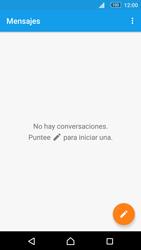 Sony Xperia M5 (E5603) - Mensajería - Escribir y enviar un mensaje multimedia - Paso 4