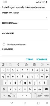 LG lg-q60-dual-sim-lm-x525eaw - E-mail - Account instellen (POP3 zonder SMTP-verificatie) - Stap 12