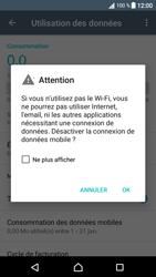 Sony Xperia XA1 - Internet - Activer ou désactiver - Étape 6