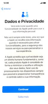 Apple iPhone XS - Primeiros passos - Como ligar o telemóvel pela primeira vez -  9