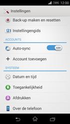 Sony D2203 Xperia E3 - Netwerk - Software updates installeren - Stap 5