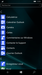 Microsoft Lumia 650 - E-mail - Configuration manuelle (outlook) - Étape 3