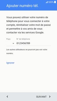 HTC Desire 825 - Premiers pas - Créer un compte - Étape 17