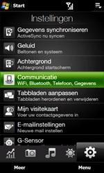 HTC T7373 Touch Pro II - Buitenland - Bellen, sms en internet - Stap 5