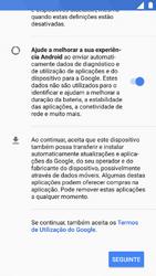 Nokia 5 - Primeiros passos - Como ligar o telemóvel pela primeira vez -  11