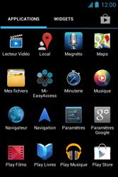 Bouygues Telecom Bs 351 - Photos, vidéos, musique - Ecouter de la musique - Étape 3