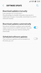 Samsung Galaxy Xcover 4 - Device - Software update - Step 6