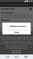 LG D620 G2 mini - E-mail - Account instellen (POP3 met SMTP-verificatie) - Stap 17
