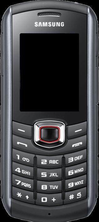 Samsung Solid 271 - Premiers pas - Découvrir les touches principales - Étape 2