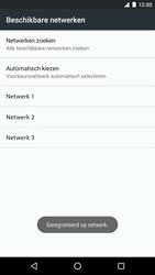 LG Google Nexus 5X H791F - Netwerk - Handmatig netwerk selecteren - Stap 13