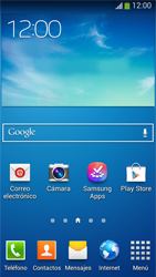 Samsung Galaxy S4 Mini - Internet - Ver uso de datos - Paso 2
