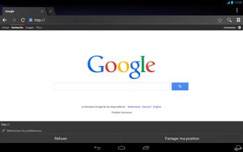 Acer Iconia Tab A3 - Internet - Navigation sur internet - Étape 5