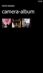 Nokia Lumia 925 - MMS - Afbeeldingen verzenden - Stap 10