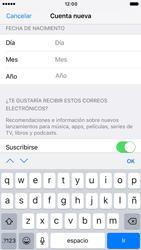 Apple iPhone 6s iOS 10 - Aplicaciones - Tienda de aplicaciones - Paso 15