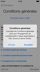 Apple iPhone 5 - Premiers pas - Créer un compte - Étape 33