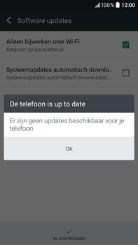 HTC Desire 825 - Netwerk - Software updates installeren - Stap 8