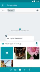 Nokia 8 (SingleSim) - MMS - Sending a picture message - Step 12