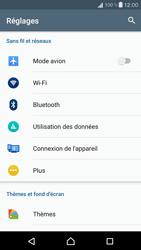 Sony Xperia X Compact (F5321) - Internet - Désactiver les données mobiles - Étape 4