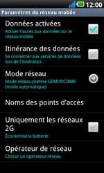 LG P990 Optimus 2X Speed - MMS - Configuration manuelle - Étape 6