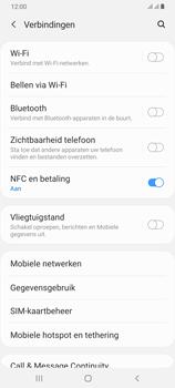Samsung galaxy-a70-dual-sim-sm-a705fn - NFC - NFC activeren - Stap 6
