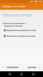 Acer Liquid Zest 4G - E-mail - Configuration manuelle - Étape 19