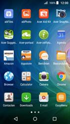 Acer Liquid Z320 - MMS - afbeeldingen verzenden - Stap 2