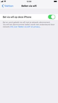 Apple iPhone 6 Plus - iOS 12 - Bellen - bellen via wifi (VoWifi) - Stap 7