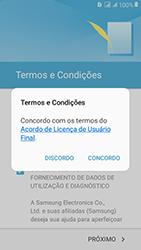 Samsung Galaxy J2 Prime - Primeiros passos - Como ativar seu aparelho - Etapa 8