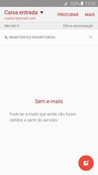 Samsung Galaxy S6 Edge - Email - Configurar a conta de Email -  5