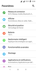 Alcatel 1 - Applications - Supprimer une application - Étape 4
