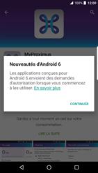 BlackBerry DTEK 50 - Applications - MyProximus - Étape 10