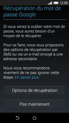 HTC Desire 510 - Premiers pas - Créer un compte - Étape 19