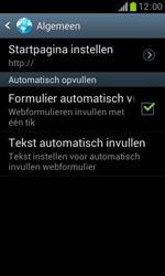 Samsung S7560 Galaxy Trend - Internet - Handmatig instellen - Stap 25