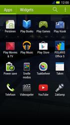 Acer Liquid E3 - Applicaties - Applicaties downloaden - Stap 3